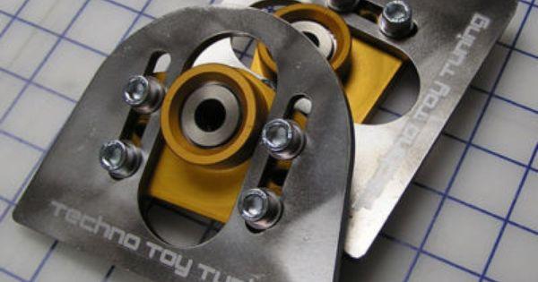 240z 260z 280z Nissan Datsun Suspension Camber Plates