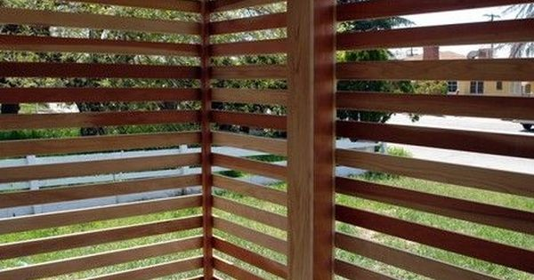 How To Build A Wood Slat Screened Porch Posts How To