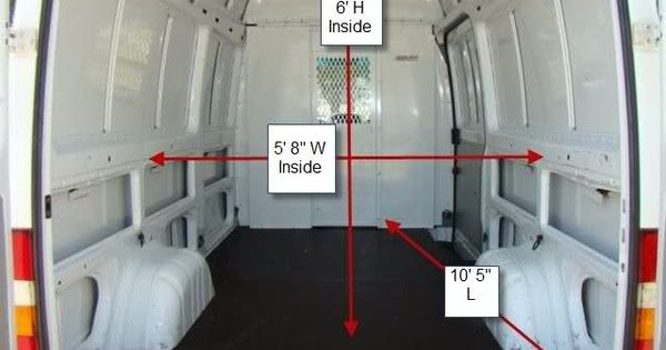 Dimensions Sprinter Van These Are T1n 2001 2006 Specs