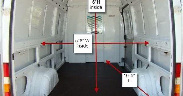 Van Dimensions Sportsmobile Custom Camper Vans