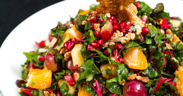 Christmas Tree Salad Recipe. Pomegranate Seeds. Red Globe Grapes. Dried Cranberries. Honeycrisp