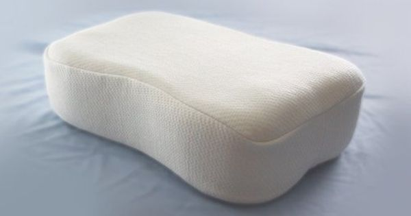 Sleepright Srp164 Side Sleeping Pillow Side Sleeper Pillow Travel Size Products Side Sleeping Pillow