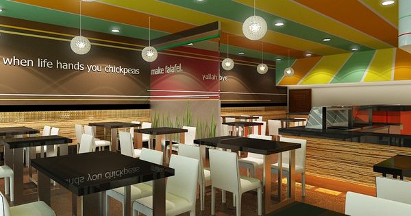 Projects a to z commercial restaurant interior design