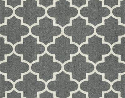 2 6 X3 10 30 X46 Fretwork Design Woven Accent Rug Gray