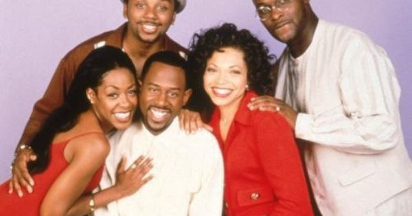 the cast of the sitcom quotmartinquot starring martin lawrence