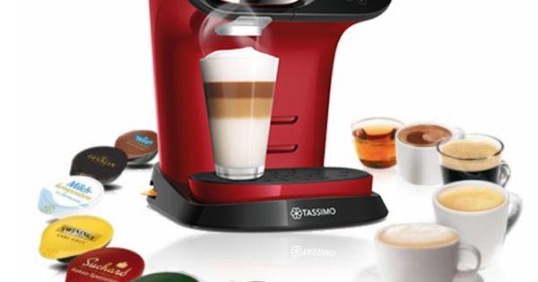 Produkttest Bosch TASSIMO MY WAY Bewerbung bis zum 01102017 bei - bosch küchenmaschine mum 54251