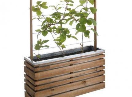 Des jardini res design pour embellir votre ext rieur la for Plante pour jardiniere exterieur