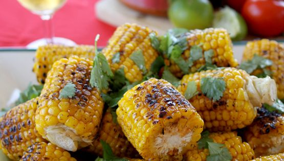 BBQ Corn With Mexican Spicy Butter & Lime - do something a