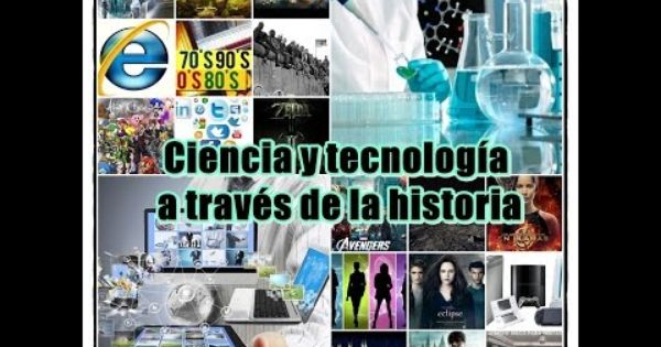 Pin En Thematic Unit How Science And Technology Affect Our Life