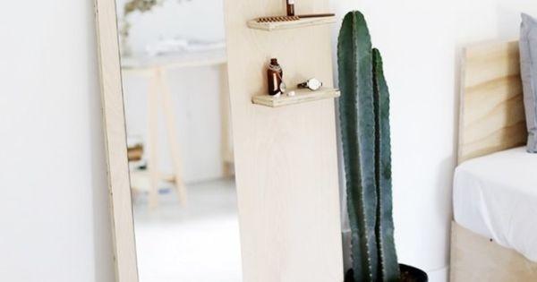 Plywood floors, Plywood and Floor mirrors on Pinterest