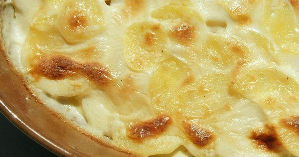 Crispy Creamy Fennel Gratin Recipe — Dishmaps