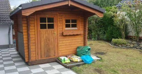 Hochwertiges Gartenhaus Np 4000 Euro In Hessen Wiesbaden Ebay Kleinanzeigen Gartenhaus Garten Haus