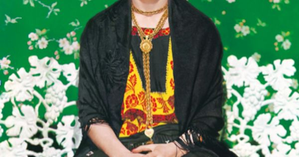 Better late than never. Nearly 60 years after her death, artist Frida