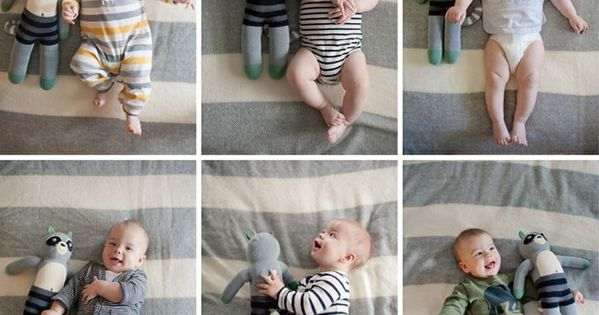 The 10 most creative ways to document your baby's first year |