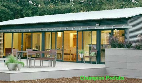 Here We Listed Top Six Modern Prefabricated Homes Under 100k You Should Know Budget Prefab Homes There S Modern Prefab Homes Prefabricated Houses Prefab Homes