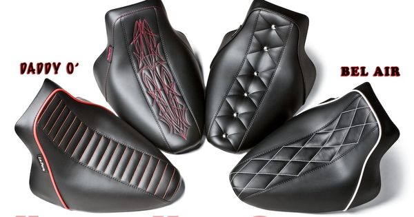 Hot Rod Motorcycle Seats By Le Pera Cool Cars