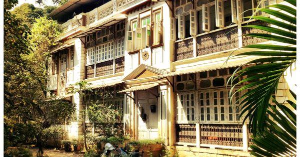 Bungalow 9 Bandra West Western Suburbs Mumbai: Shirazi Bungalow