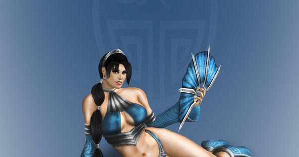 Kitana Mortal Kombat 9...