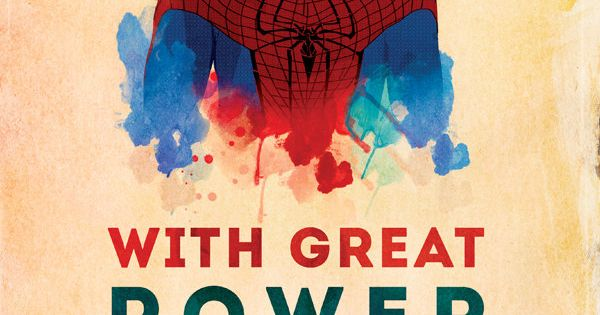 with great power With great power is a silver age superhero tabletop role-playing game by  michael s miller, independently published by incarnadine press its title comes  from.