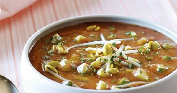 Live Hot and Sour Soup | Vegetarian Times | Soups and ...