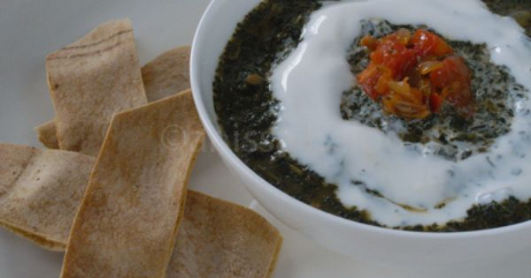 A Special New Year S Dip Harissah Al Mulukhiyah Eastern Cuisine Food Middle Eastern Recipes