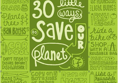 50 ways to save planet Sports is something that connects people it's a way for the modern human to get to know new people and socialize it can also be resource heavy both for the wallet and the planet.
