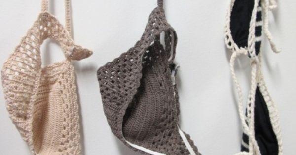 bikini crochet Som om, liksom, men ändå!