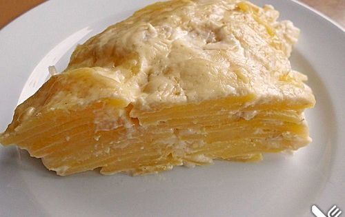 Schnelles Kartoffelgratin In Der Mikrowelle Rezept Rezepte Kartoffelgratin Und Kochen Und Backen