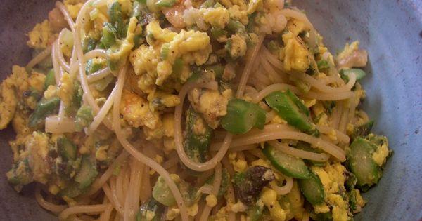 Asparagus frittata, Lidia bastianich and Asparagus on Pinterest