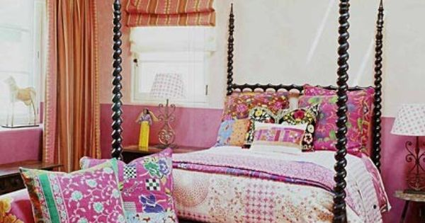 gypsypurplehome | Exotic, Bohemian and Bedrooms