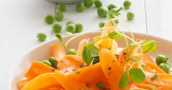 Salad recipes, Carrots and Mint on Pinterest