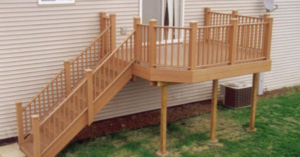10 X 12 Deck W Custom Railings At Menards Pergola Sun Shade Outdoor Pergola Diy Pergola