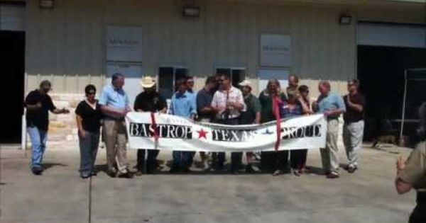 Fort worth based morrison supply company cuts ribbon on for Morrison supply