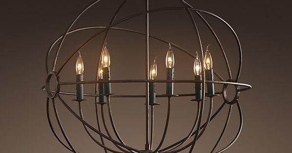 diy chandelier restoration hardware knock off diy items