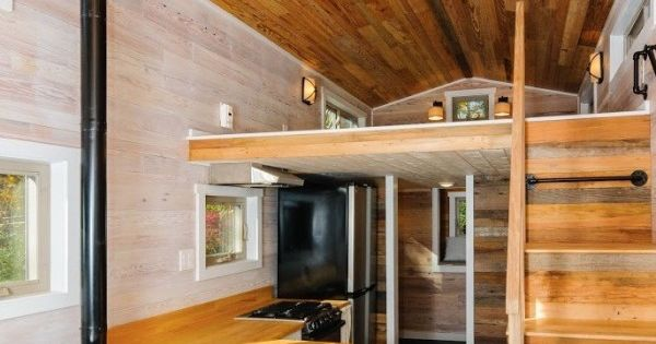 Tiny Home Designs: 240-sq-ft-triple-axle-wishbone-tiny-home-on-wheels