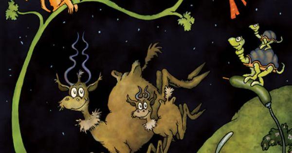After dark in the Park | Dr, Seuss | Pinterest | Parks ...