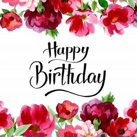 Pin By Think Happy Thoughts On Happy Birthday To You Pinterest