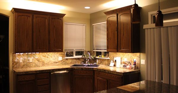 Leds Too Bright Kitchen Cabinets
