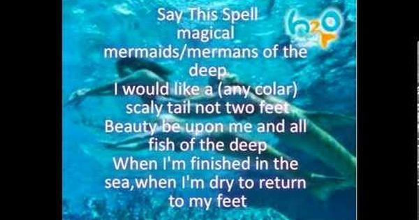 Mermaid Spell | Kegan ...