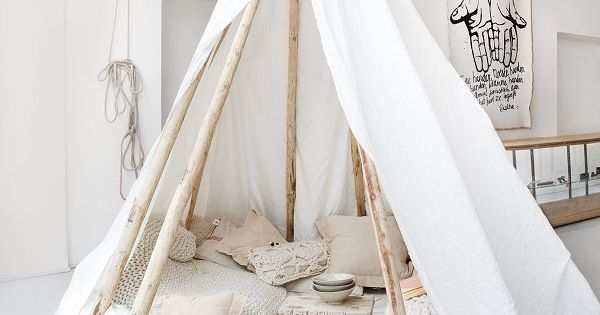 Teepee! Welcome to the wonderful world of SUKHA AMSTERDAM