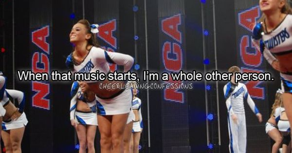 Cheerleading Quote