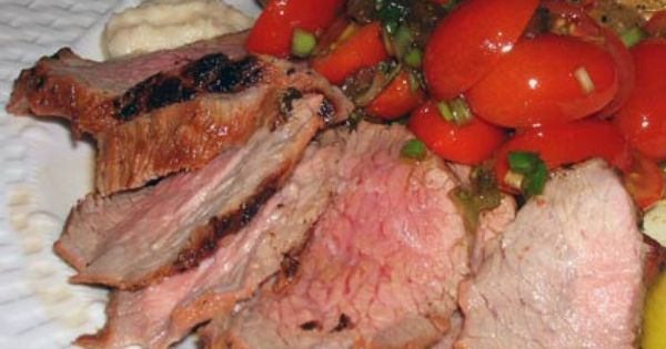 Marinades for steak, Tomato relish and Tri tip on Pinterest