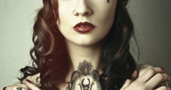 Lolly Hollywood Ink / tattoo model | tattoos | Pinterest ...