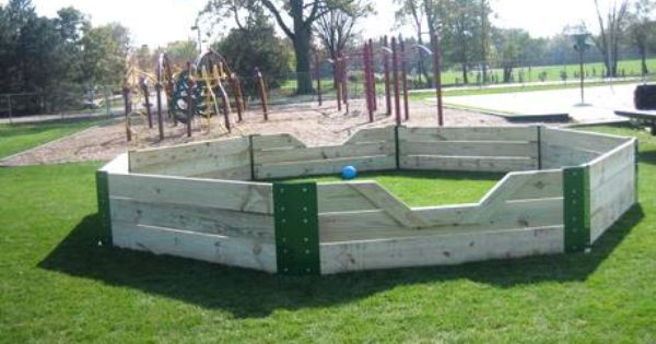 Coach Cliff's GaGa Ball Pits - Build your own Gaga Ball pit with ...