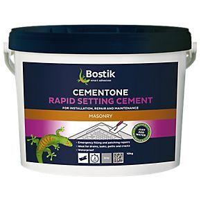 Cementone Waterproof Cement Grey 10kg Cement Mortar Brick Laying