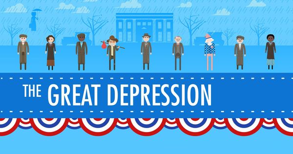 an introduction to the history of the great depression The great depression and new deal  introduction  • what underlying issues and conditions led to the great depression.
