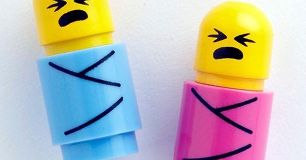 Citizen Brick LEGO minifig babies