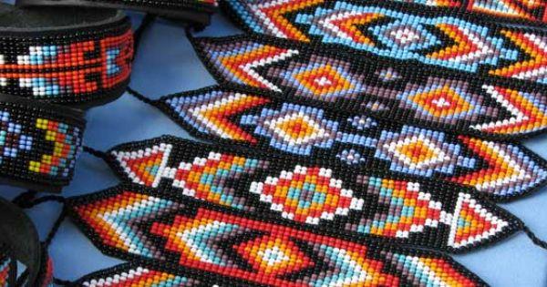 native american bead patterns free | native american ...