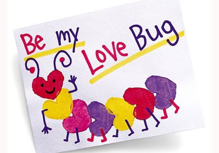 Love bug & other card ideas