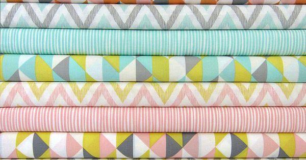 simpatico by Michelle Engel Bencsko | Cloud9 Fabrics, via Flickr